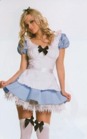 Alice in Wonderland - Sexy  sc 1 st  Kool 4 Kats & A to Z Character Costume List Costumes Costume Hire Costume Ideas ...