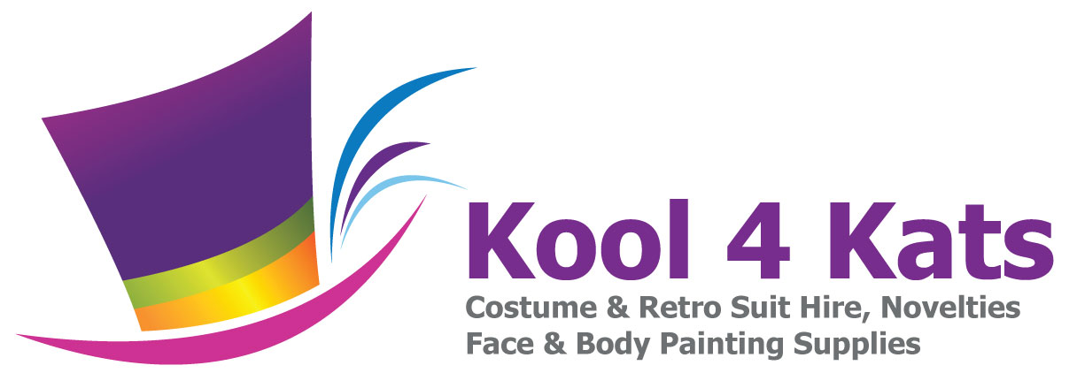 Kool 4 Kats Costume Hire Adelaide, South Australia Ph 08 8272 8416